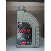 Моторное масло синтетическое Fuchs Titan GT1 Pro C-2 5W-30 1литр бензин/дизель фото