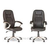 Кресло кожаное для руководителя «FORSAGE», Офисные кресла фото