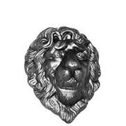 Лев декаротивный литьё фото