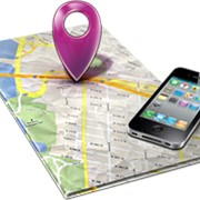 GPS карты фото