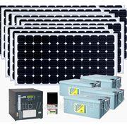 Альтернативная независимость MAXIMUM. Мощность солнечных панелей - 3600 Вт фото