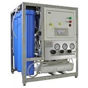 Установка получения воды для лабораторного анализа УПВА-15 фото