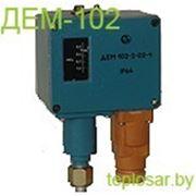 ДЕМ-102 датчик-реле давления фото