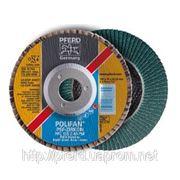Лепестковые шлифовальные диски фото