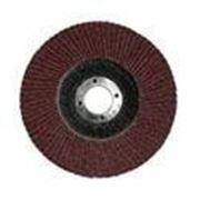 Круг лепестковый торцевой для шлифовки 125x22.23 — CP36 фото