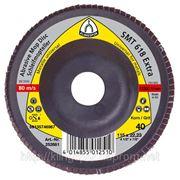 КЛТ Лепестковый тарельчатый круг SMT 618 (125мм) фото