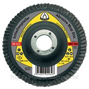КЛТ Лепестковый тарельчатый круг для шлифования пазов SMT 688 фото