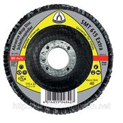 КЛТ Лепестковый тарельчатый круг SMT 615 (125мм) фото