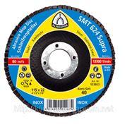 КЛТ Лепестковый тарельчатый круг SMT 624 (180мм) фото