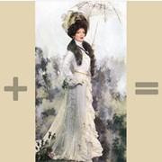 Оригинальный портрет создается на основе ваших исходных фотографий и известного или неизвестного шедевра живописи из любой исторической эпохи. фото