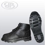 Ботинки юфтевые (П-02) фото