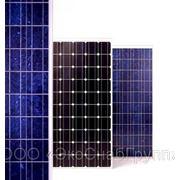 Солнечные панели от 10 Ват фото