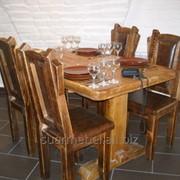 Стол под старину Суар Мебель 017 фото
