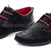 Туфли мужские BADURA чёрного цвета 213 фото