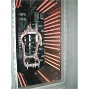 Автоматическая линия по покраске металла конвейерного типа на ИК-лучах фото