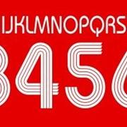 Номера для футбольных форм фото