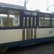 Аренда трамвая фото