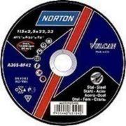 """""""Norton"""" круг отрезной для металла 125*1.6*22.2 фото"""