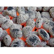 Реализуем угольные брикеты 300т в месяц. зола до 30% горение из 5кг до 2 часов. фото
