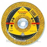 Круг отрезной для металла Kronenflex зачистной A 24 Extra 180 X 6 X 22,23, GEK фото