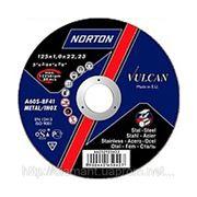 NORTON VULCAN отрезка 125x1,0x22,23 фото
