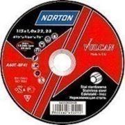 Norton круг зачистной по нержавейке 125*6,4*22.2 фото