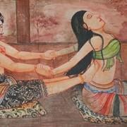 Базовы курс тайского массажа фото