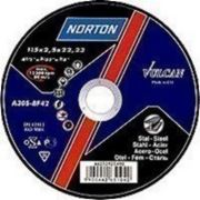 Диск зачистной по металлу Norton 230*6.4*22.2 фото