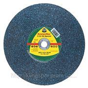 Отрезной круг для бензореза C 24 RA Special KRONENFLEX (350мм*4,0мм*25,4мм) для резки асфальта фото