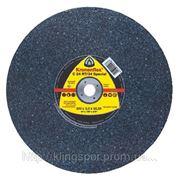 Отрезной круг для бензореза C 24 RT/34 Special KRONENFLEX (300мм*3,5мм*20мм) для резки бетона/чугуна фото