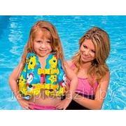 Надувной жилет для обучения плаванию Intex-59661 фото