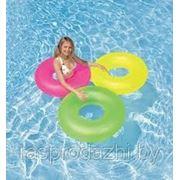 Надувной круг для плавания Intex 59262 91 см фото