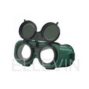 Очки защитные закрытые с непрямой вентиляцией ЗНД2 ADMIRAL (2,5) фото