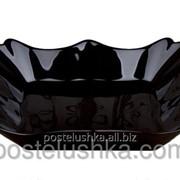 Тарелка глубокая Luminarc Authentic Black J1407 22,5 см фото
