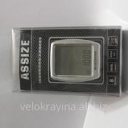 ВЕЛОКОМПЬЮТЕР ASSIZE AS - 411 ПРОВОДНОЙ (11 РЕЖИМОВ) фото