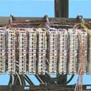 Кросы для установки в стандартные телекоммуникационные шкафы. фото