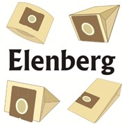 Бумажные мешки, пылесборники к пылесосам Elenberg (Эленберг) фото
