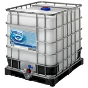Реагент AdBlue для системы SCR (1000 литров) фото