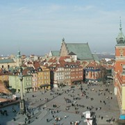 Тур выходного дня Варшава фото