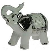 "Статуэтка ""Слон"", фарфор 23*11*21см. 123360 фото"