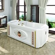 Акриловая ванна Фернандо с панелью фото