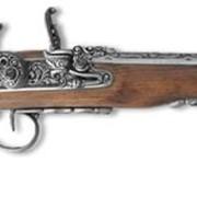 Пистоль системы флинтлок 18 век фото