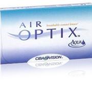 Линзы AIR Optix AQUA фото