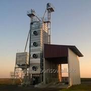Зерносушилка шахтная Green Way фото