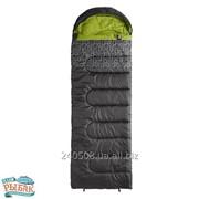 Спальный мешок Caribee Moonshine / +5°C Charcoal/Green (Left) фото