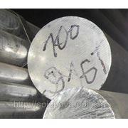 Д16Т круг 100мм, алюминиевый круг, цветной металлопрокат фото