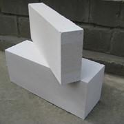 Блоки газосиликатные поштучно 1-й кат. точности 625х249х100мм фото