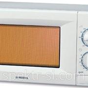 Микроволновая печь Samsung механическая объем 20 белый фото