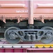 Промышленные вагонные весы, Весы вагонные