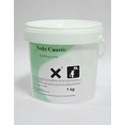 Каустическая сода NaOH, мин 99%, 1 кг. фото